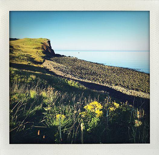Flodigarry, Isle of Skye, Scotland.