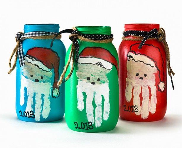 kerstpotjes via pinterest