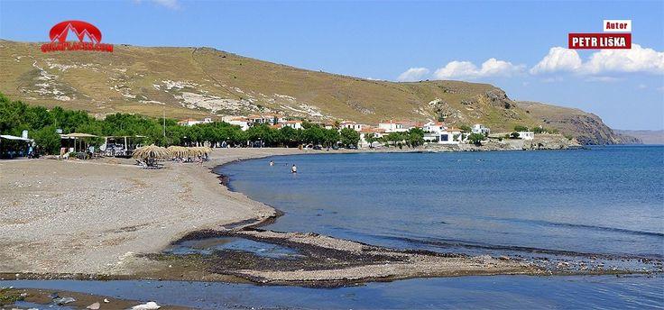Pláž v Tavari