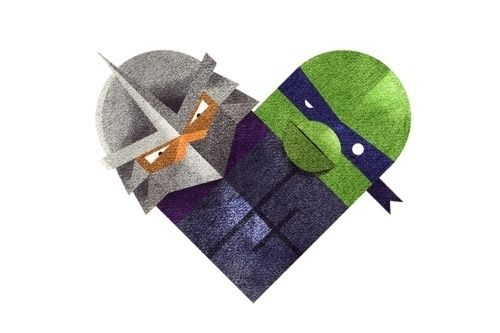 Love and Hate Versus Hearts by Dan Matutina | 123 Inspiration