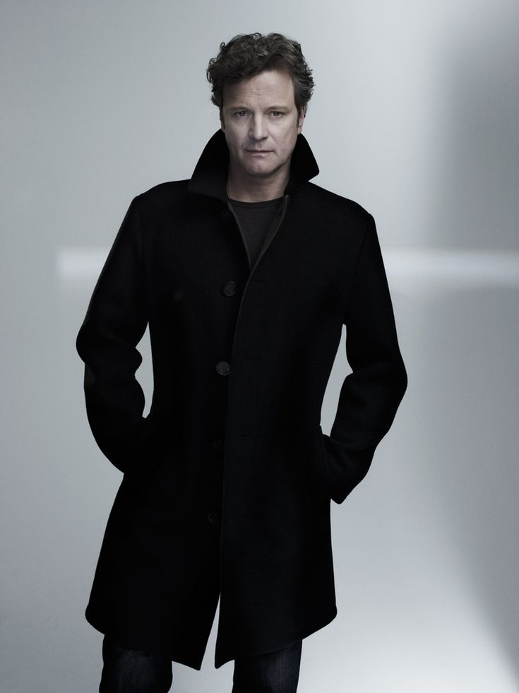 Colin Firth. Dashing,sir,very dashing.
