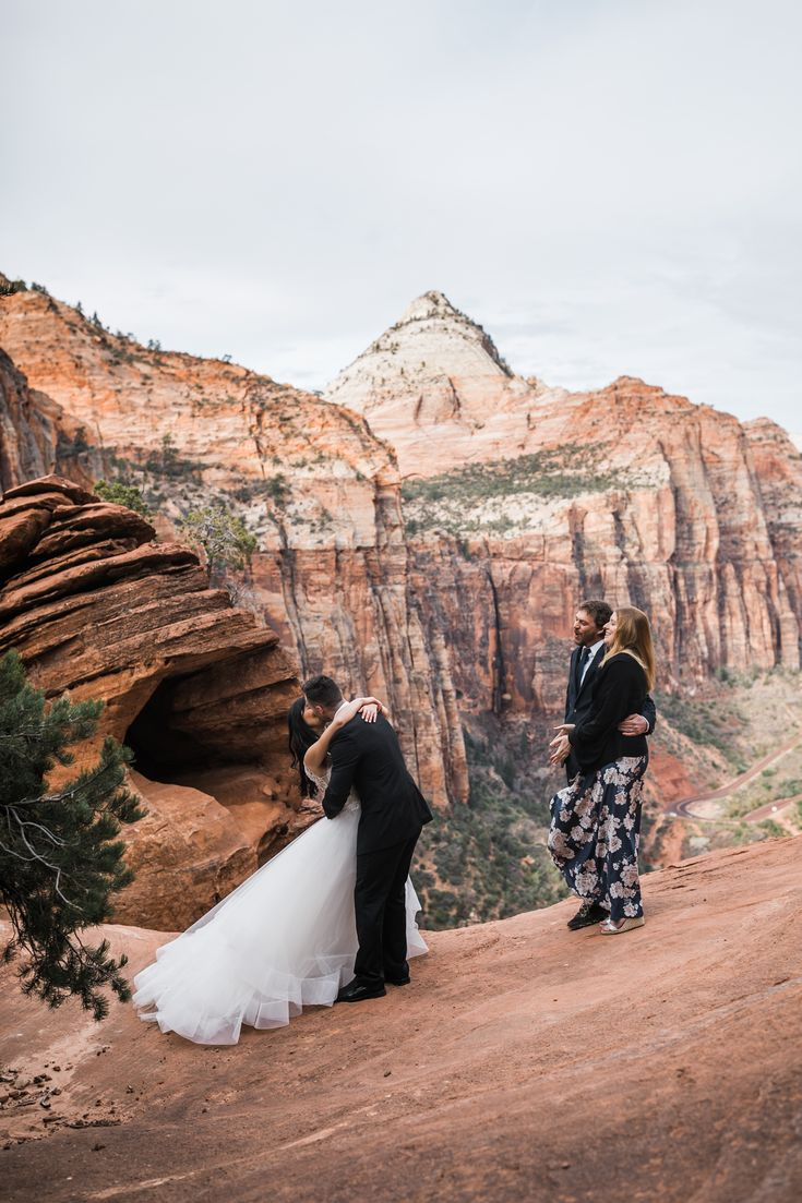 Zion National Park Elopement | Utah Adventure Wedding Inspiration | The Hearnes … – Adventure Elopements + Intimate Weddings