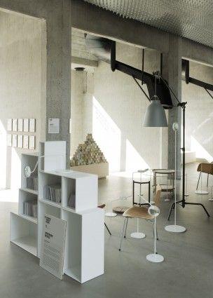 Sebastian Herkner's 'Increasing Details' interpretation for Re-Framing Danish Design.