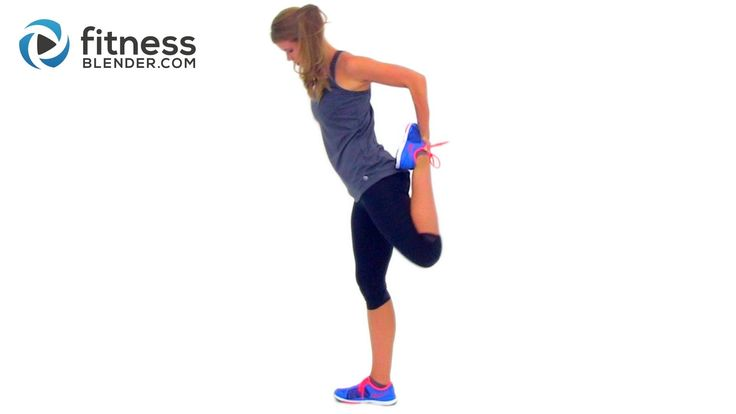 22.06. : Fast 5 Minute Cool Down and Stretching Workout for Busy People