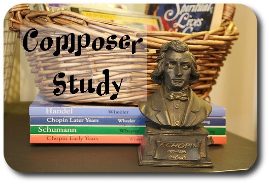 Composer study ideas