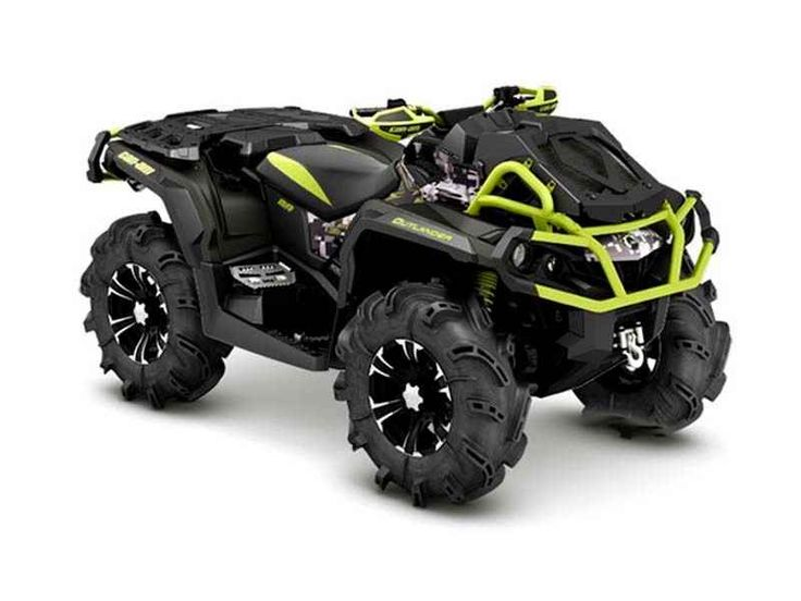 New 2016 Can-Am Outlander X mr 1000R ATVs For Sale in Missouri. 2016 Can-Am Outlander X mr 1000R, 2016 CAN-AM® OUTLANDER X MR 1000R DIGITAL CAMO & MANTA GREENHorsepower matters when it comes to mud riding. That's why the Outlander 1000 X mr is built with an 82-hp Rotax® 1000 V-Twin engine. Take on any mud hole with confidence and best-in-class power.Features may include:CATEGORY-LEADING PERFORMANCEThe most powerful mudding ATV engine is in the Outlander 1000R X mr. Fed by a 54-mm throttle…
