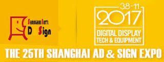 Dijital Baskı Makinesi ve Mürekkep: Appexpo 2017 Şangay Reklamcılık fuarı ve geleceği....