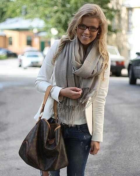 Winter Outfit. Scarf. Teen Fashion. By- Lily Renee♥ (iheartfashion14)