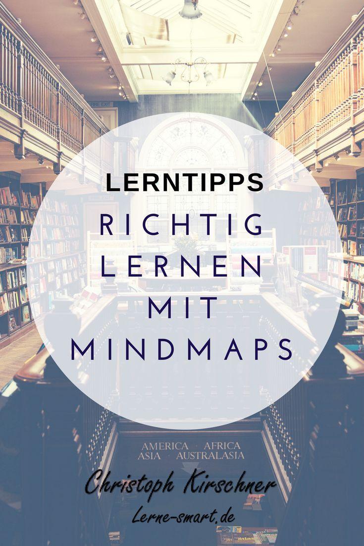 Was ist eine Mindmap? – Eine der besten Lernmethoden!