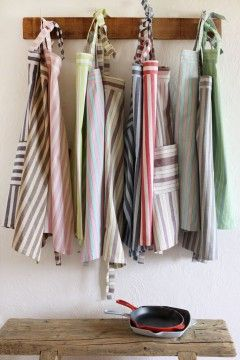 Butcher Stripe Aprons