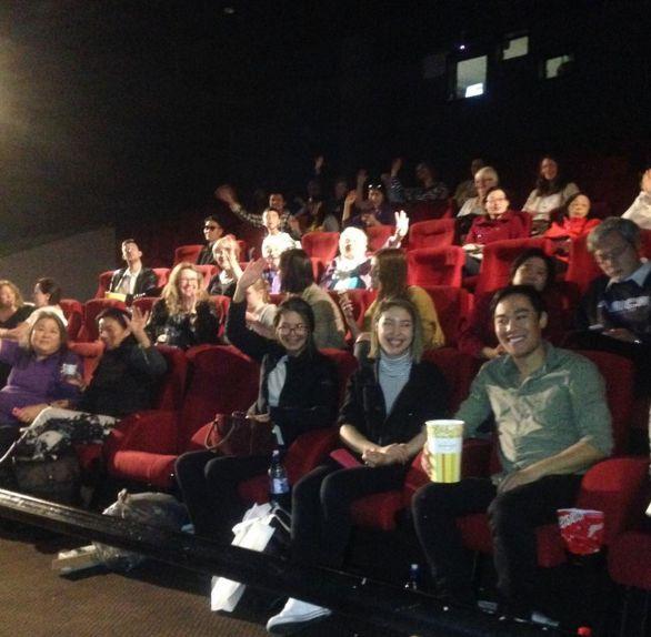 Joy House Film Festival crowd 2016 #Films #FilmFestivals #shortfilms #shortfilmfestivals