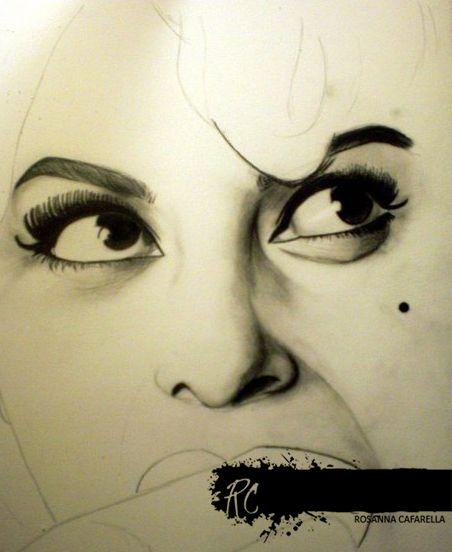Sophia Loren (work in progress)