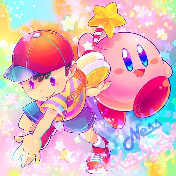 Ness & Kirby | Tokyo Otaku Mode