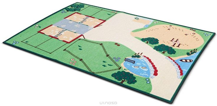 Schleich Ковер-ландшафт для игры Жизнь на ферме