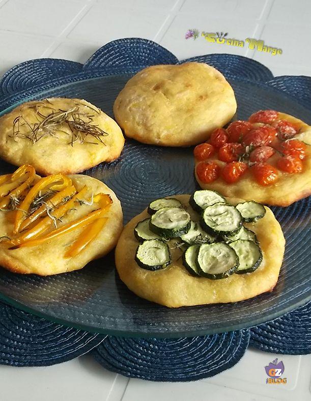 Pizze Vegetariane con zucca