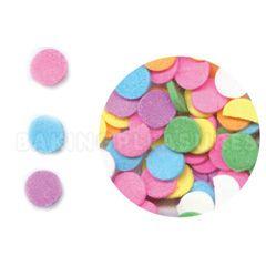 Pastel Confetti Edible Sprinkles