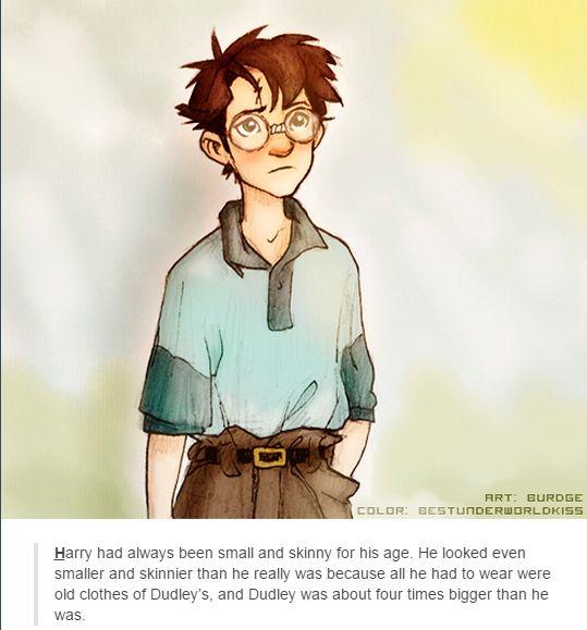 Harry Potter by burdge