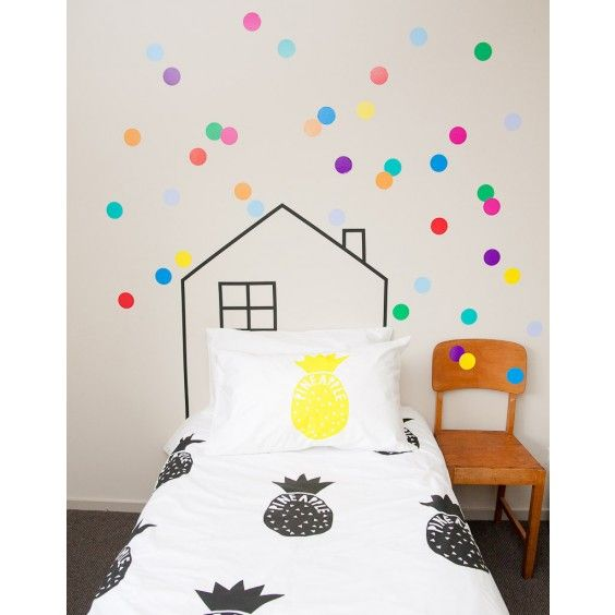 Wall Decals - Large Polka Dots