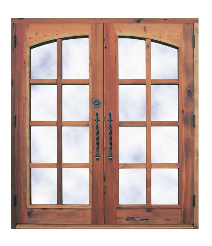 French doors custom french doors 100 solid wood doors for Solid french doors exterior