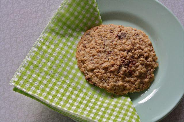 The Vintage Hausfrau: Gode Chocolatechip Cookies