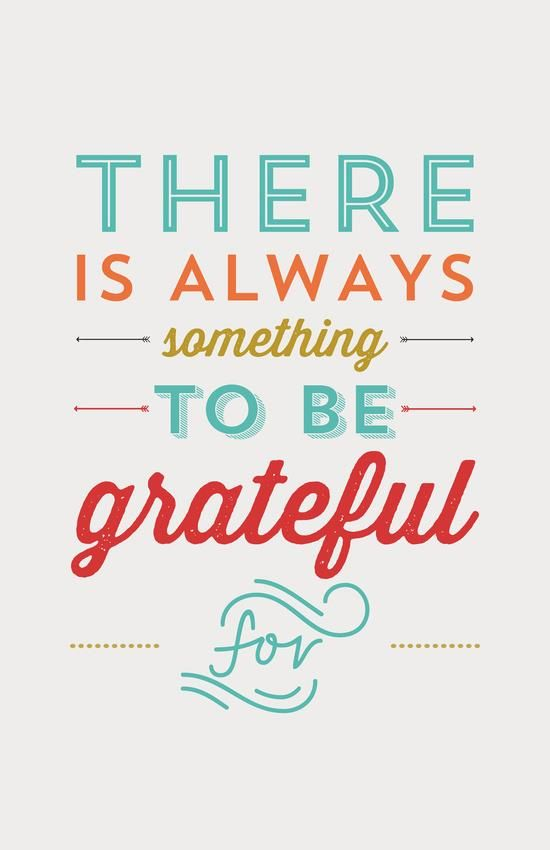 There is always something to be grateful for word art print poster black white motivational quote  sc 1 st  Pinterest & 5317 best Word Art images on Pinterest | Typography prints ...