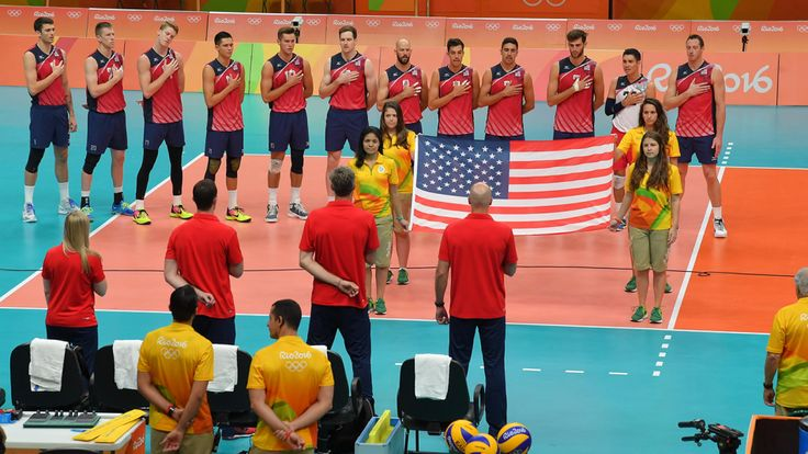 U.S. men's volleyball look to follow women's lead in bronze medal match | NBC…