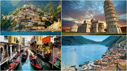 the country i would like to visit italy