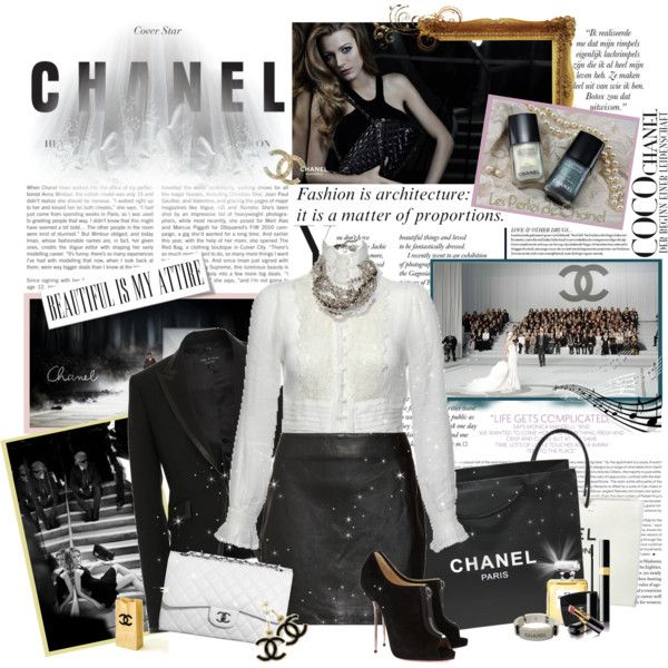 """CHANEL!""  on Polyvore"