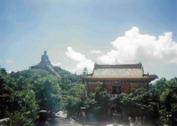 Lavish Po Lin Monastery Features the Big Buddha Statue : Po Lin Monastery Overview
