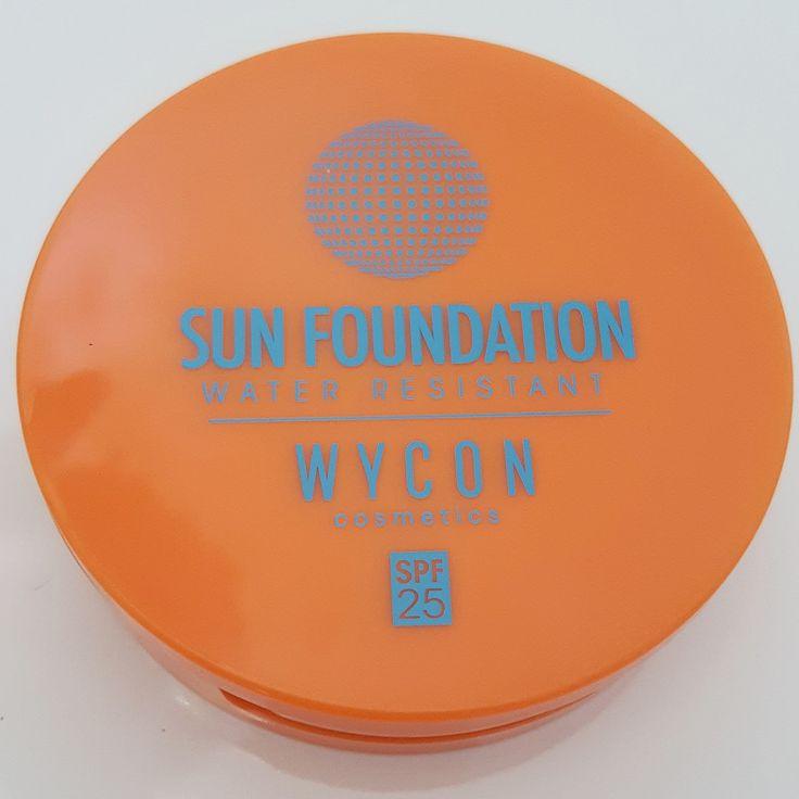 Review Sun Foundation Wycon #foundation #fondotinta #sun #wycon ##wjcon #review