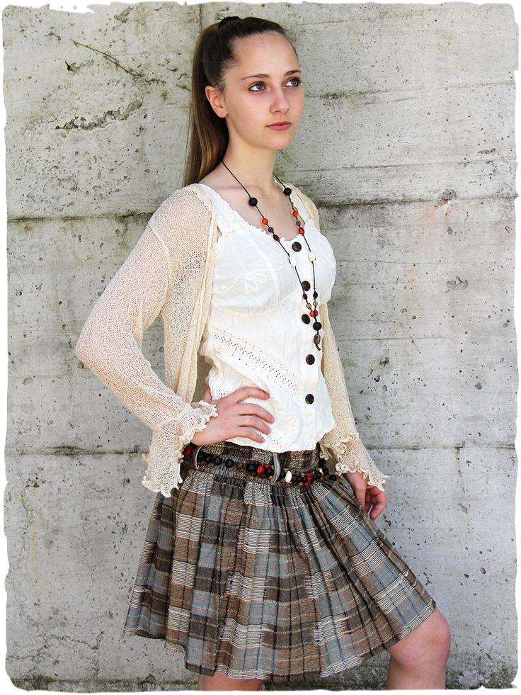Manù skirt Mine #skirt with #elastic waist #modaetnica #ethnicalfashion #lamamita #moda #fashion #italianfashion #style #italianstyle #modaitaliana #lamamitafashion #moda2016 #fashion2016 #pantaloni #spring #springfashion #summerfashion #skirt #skirts #minigonna