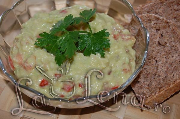 Guacamole (Pate de avocado) - Pas 6