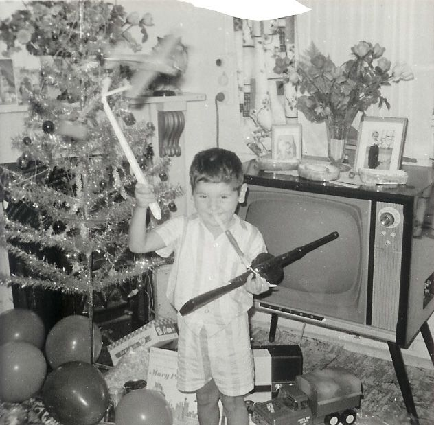Shorpy Historical Photo Archive :: Christmas Morning: 1968