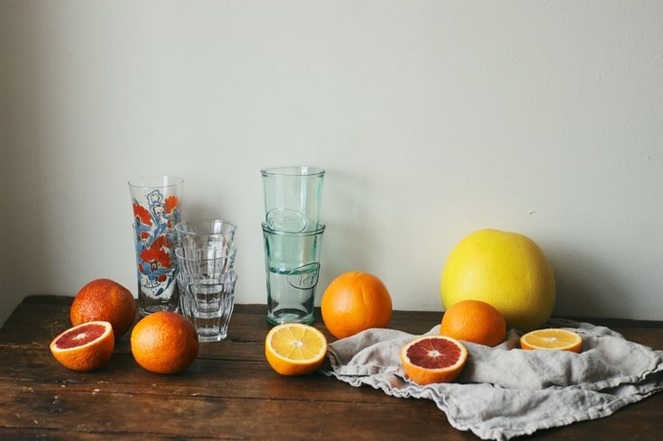 my go-to rejuvenating citrus juice — dolly and oatmeal