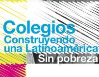 Libro Colegios Un Techo para mi País by Tatiana Acevedo, via Behance