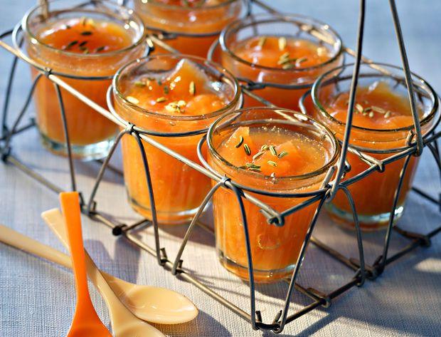 Confiture de melon facile Voir la recette de la Confiture de melon facile