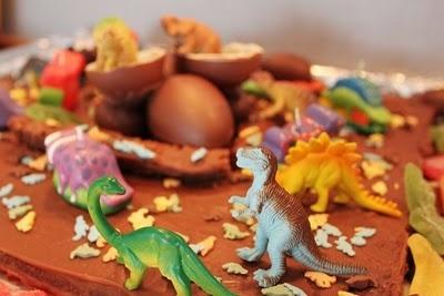 Dinosaurbursdag