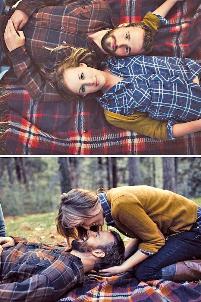 Forest Engagement Photos For Those Who Love Nature ❤ See more…