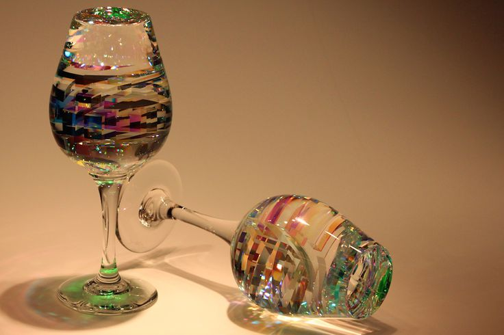 Jack Storms crystal Glass art is phenomenal. Better have deep pockets if you wish to collect it.