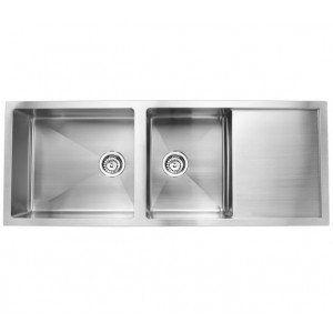 Carysil Double Bowl Sinks Quadro-52* 20* 8