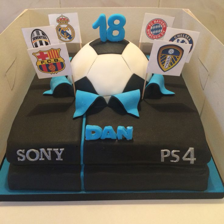 Best  Playstation Cake Ideas On Pinterest Games For - Cake birthday games