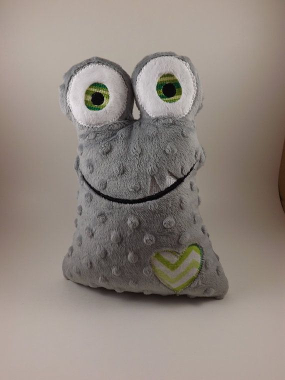 Love Monster Plush Toy