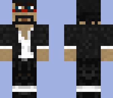 captainsparklez's Minecraft Skin!