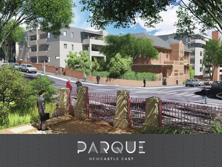 Parque Apartments