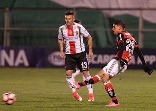 Blog Esportivo do Suíço: Flamengo goleia Palestino no Chile e se aproxima de classificação