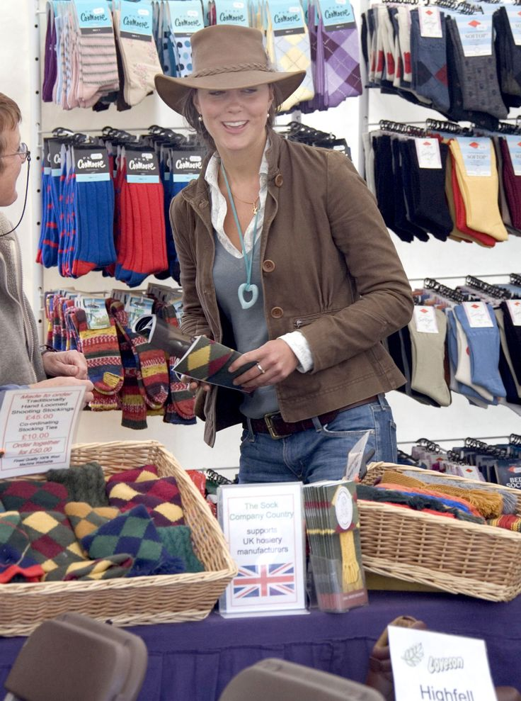Sock Shopping: Kate Middleton: Life Before Royalty