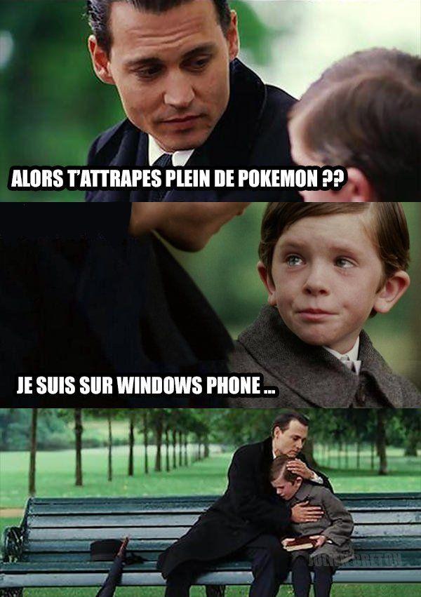 Alors t'attrapes plein de Pokémons ?