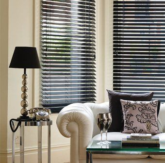 wood venetian blinds at signature shutters and shades our wood venetian blinds add elegance and beauty