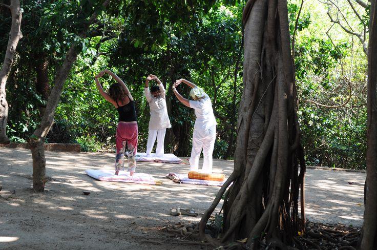 Yoga #WellnessJourneys #WorldwideAdventures