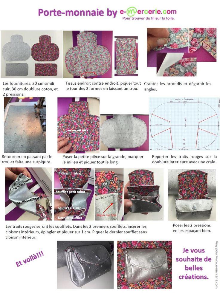 Les 11 meilleures images propos de couture trousse sur for Trousse de couture en cuir